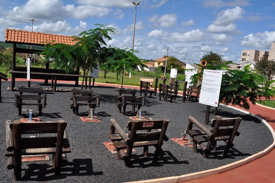 Praça do Idoso